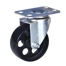 3 дюйма чугун колесо рицинуса шарнирного соединения
