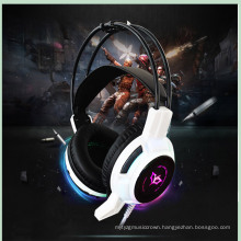 Super Bass Noice Cancelling Colorful Game Stereo Headphone (K-901)