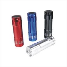 Linterna de aluminio de la batería de la batería seca (CC-7002)