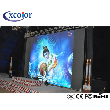 P2.5 HD Full Color Rental Conference LED-paneel