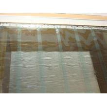 Tür PVC-Vorhang in niedriger Temperatur