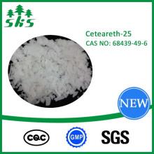 Cuidados com os cabelos Ceteareth-25 White Flake Cas: 68439-49-6 Online shipping