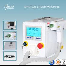 Mastor Professional Tattoo Laser Removal Treatment Machine