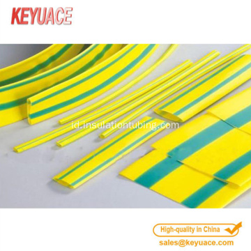 Warna ganda Non-halogen Flame Retardant Heat shrink tube