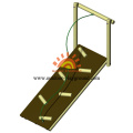 Panel Moving Climbing Wall Kids Panel Zum Verkauf