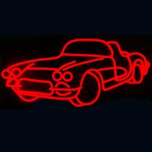 AUTO LED NEON ILLUMINATED SIGNAGE