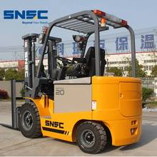 2T Electric Forklift With Side Shifter