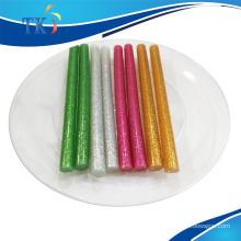 Glitter hot melt glue stick