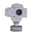 Klqd Brand 1 Inch 3-PCS Kind Stainless Steel Electric Ball Valve
