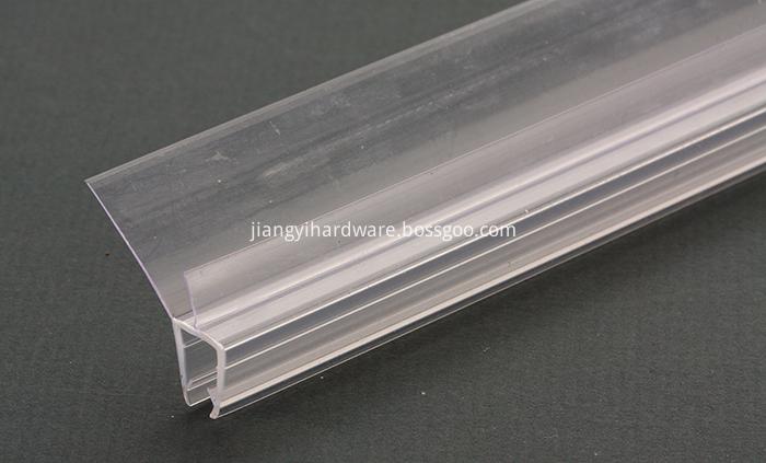 Long Waterproof Seal shower screen rubber seal
