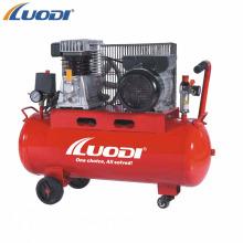 italy type belt driven piston air compressor 2HP 100L
