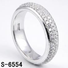 Anillo de plata de la joyería de moda 925 (S-6554. JPG)