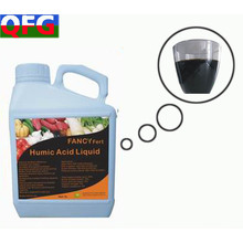 Organic Fertilizer Humic Acid Liquid