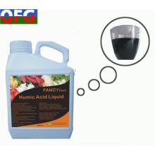 Estrela de fertilizante líquido ácido húmico