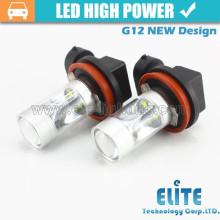 El nuevo diseño estupendo brillante 30w H8 H10 llevó bulbos ligeros automotrices del reemplazo