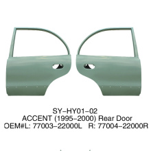 Rear doors for Hyundai Accent(1995-2000)