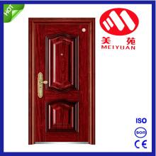 China Yongkang Steel Security Exterior Metal Door with High Quality