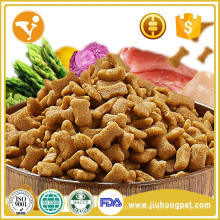 Alimento halal natural digestible del gato