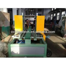Automatische Corrugated Fin Schweißmaschine zur Herstellung von Transformator Tank