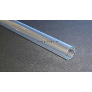Tubo de ensayo de vidrio