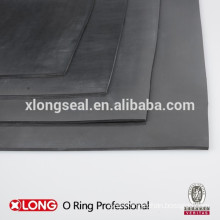 Smooth general purpose low price a rubber sheet
