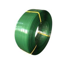 Упаковка Полиэтиленовая зеленая полиэфирная лента