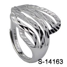 2016 personnalisé mode bijoux en argent Lady Ring (S-14163)