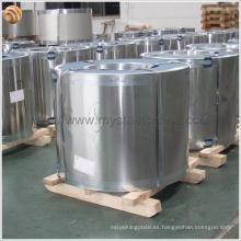 Latas de Polvo de Leche de Mejor Precio Usado Placa de Estaño Electrolítico en Bobina 2,8 / 2,8gsm T3 BA con Excelente Soldabilidad