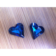 2016 New Heart Fancy Beads Glass Beads for Crystal Jewelry