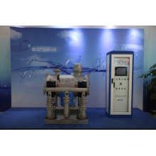 Painel de Controle Elétrico Série Lec para Bombas de Água