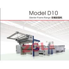 Machine de réglage de Stenter de D10 pour les tissus tricotés de textile de coton