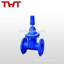 Vanne à grille résiliente DIN3352 F4 et BS5163