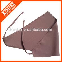 Оптовый подгонянный шарф шарфа треугольника хлопка
