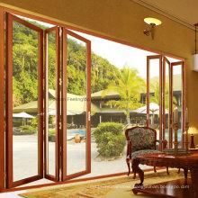 Feelingtop Excellent Quality Security Aluminium Folding Door