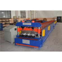Colored Steel Roof Deck Panel Roll Forming Machine