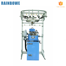 Chaîne de production de machine de chaussette de marque de Rainbowe pour le tricot automatique de bonneterie