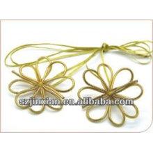 pajaritas de regalo con cordón elástico matellic