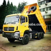 Camión volquete de Dongfeng 6X4 / camión de descargador de Dongfeng / camión de volquete de Dongfeng / camión de la mina de Dongfeng para la capacidad de carga de 20CBM