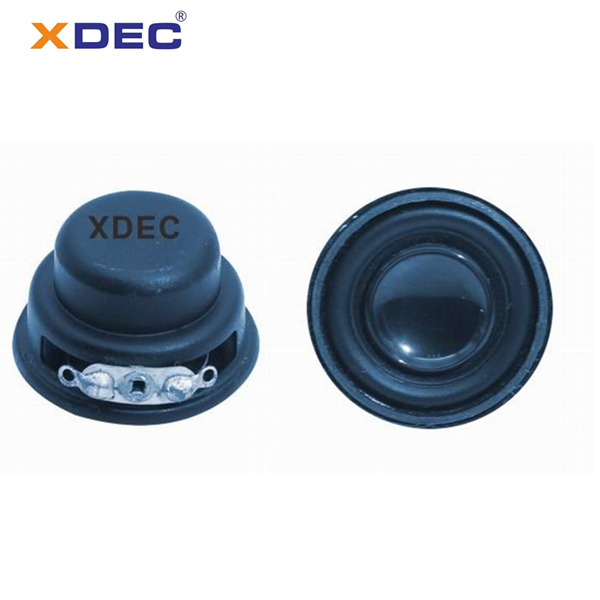 27mm 4ohm 2watt speaker