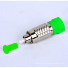 1 ~ 30 dB FC / APC Singlemode Glasfaser-Abschwächer