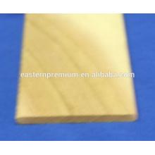Venetian blind components/ basswood slat
