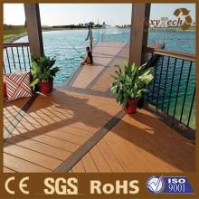 Гуанчжоу составного дерева открытый палуба для доков и причалы