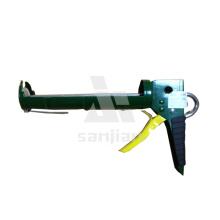 """El más nuevo tipo 9 """"arma de calafateo esquelético, pistola del silicón Gun del aplicador del silicón del arma del silicón (SJIE3010C)"""