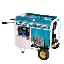 Раскройте Тип одиночные дизель-генератор 2кВт 3кВт 5кВт