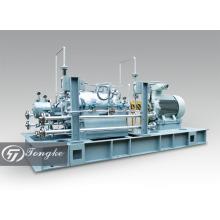 Многоступенчатый насос высокого давления для нефтехимической промышленности API 610 Bb5
