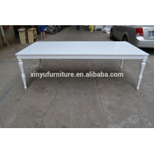 Wedding white table for sale XYN369