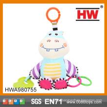 Pull Line Animal для 1Year Старые корейские подарки младенца младенческая игрушка