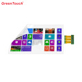 LCD LED Oled Screen Touch Folie 75 ""