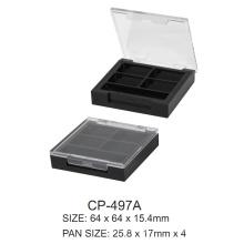 Caixa compacta de plástico quadrado Cp-497A