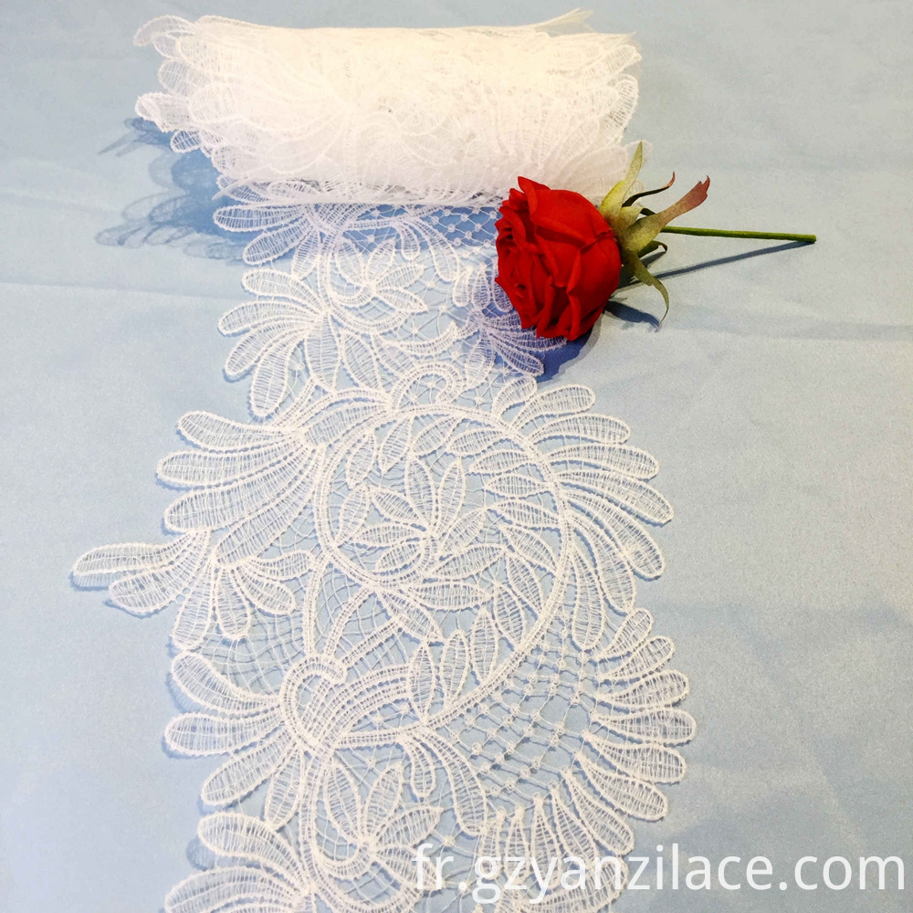 Flower Lace Trim